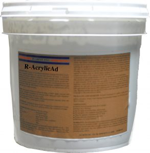 Water Barriers \ Accessory Products R-AcrylicAd